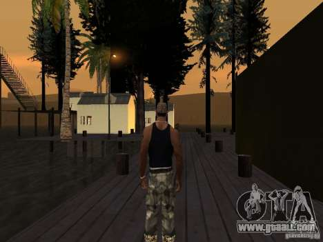 Happy Island Beta 2 for GTA San Andreas