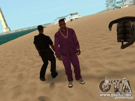 Tenpenny for GTA San Andreas fifth screenshot
