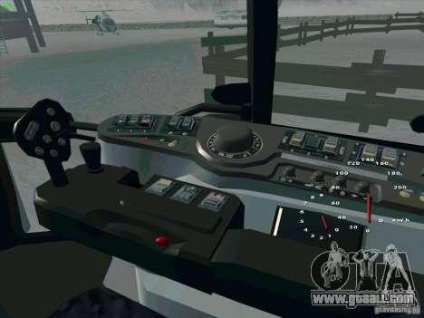 Steyr CVT 170 for GTA San Andreas upper view