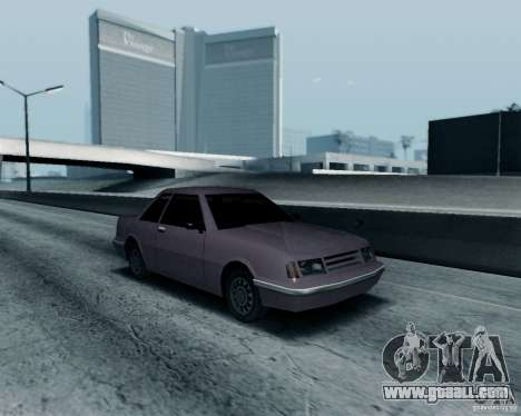 Setan ENBSeries for GTA San Andreas tenth screenshot