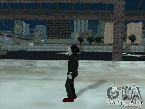Saw for GTA San Andreas second screenshot