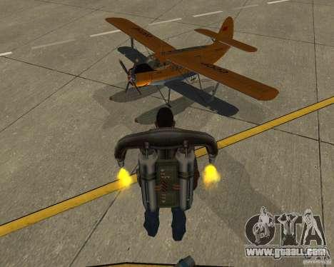 An-2V for GTA San Andreas