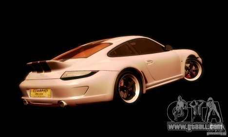 Porsche 911 Sport Classic for GTA San Andreas side view