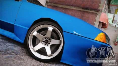 FM3 Wheels Pack for GTA San Andreas eleventh screenshot