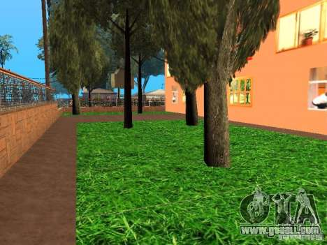 New motels for GTA San Andreas forth screenshot