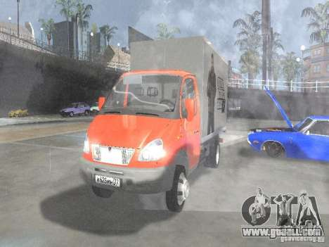 Gazelle 33022 for GTA San Andreas