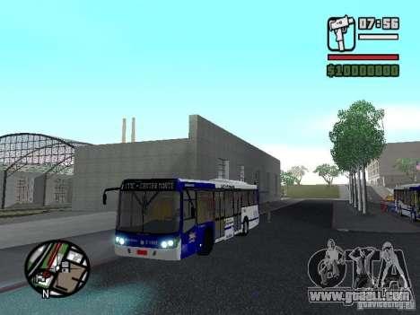 Busscar Urbanuss Ecoss MB 0500U Sambaiba for GTA San Andreas
