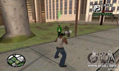 Gun Seller for GTA San Andreas second screenshot