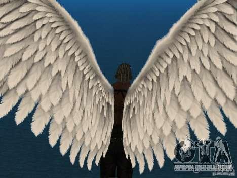 Wings for GTA San Andreas fifth screenshot