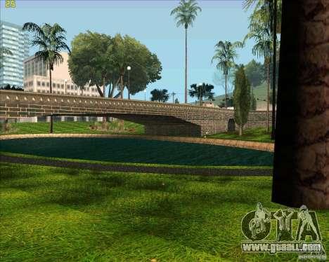 The new Park in Los Santos for GTA San Andreas