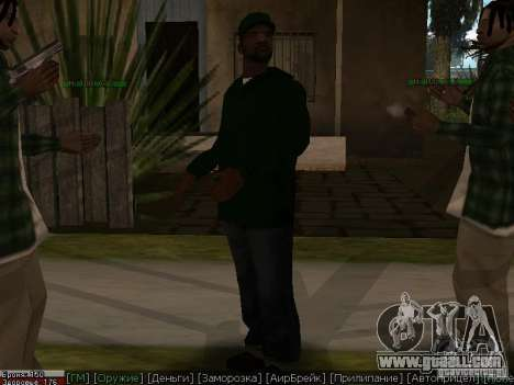 Dope for GTA San Andreas second screenshot