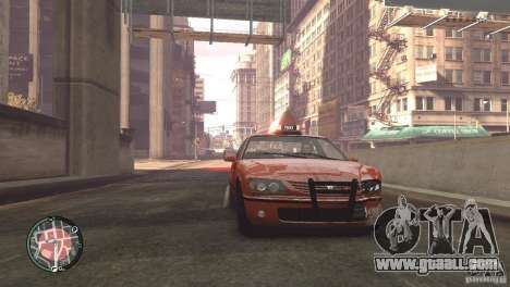 Realistic graphics for GTA 4