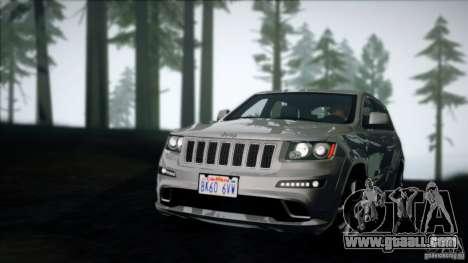 Solid ENB v7.0 for GTA San Andreas forth screenshot