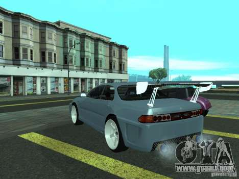 Toyota Carina ED  DRFT for GTA San Andreas left view