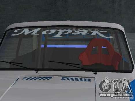 VAZ 2101 Sailor for GTA San Andreas right view