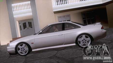 Nissan Silvia S14 Kouki for GTA San Andreas right view