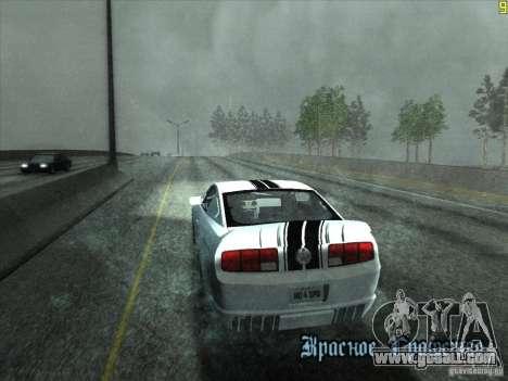 ENBseries v0.075 v3 for GTA San Andreas forth screenshot