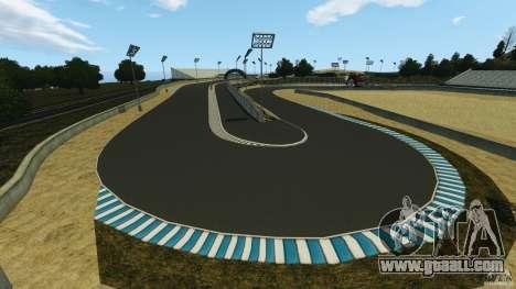Laguna Seca [Final] [HD] for GTA 4 ninth screenshot