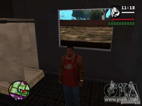 Private CJ for GTA San Andreas third screenshot