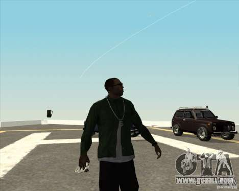 Different animation for GTA San Andreas