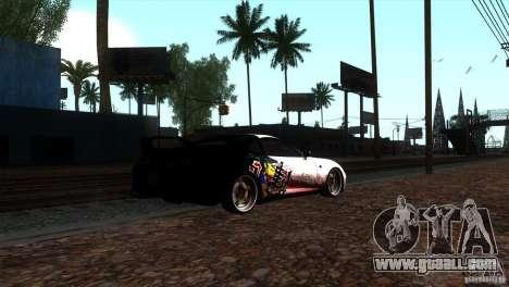 Toyota Supra RZ for GTA San Andreas right view