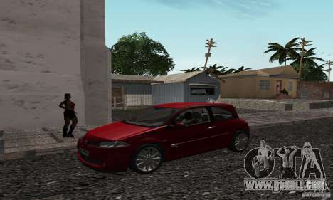 New Groove for GTA San Andreas forth screenshot