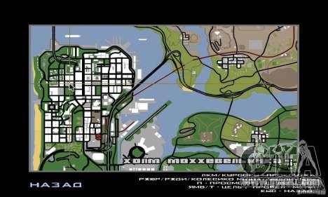 Pepsi Market and Pepsi Truck for GTA San Andreas fifth screenshot