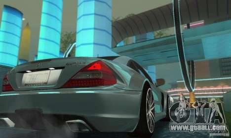 ENBSeries by dyu6 for GTA San Andreas second screenshot