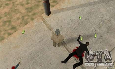 Ukrainian g for GTA San Andreas second screenshot