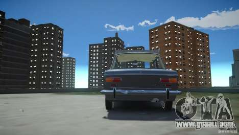 VAZ 2101 Stock for GTA 4 right view
