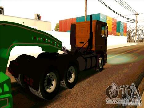 Iveco Eurotech for GTA San Andreas right view