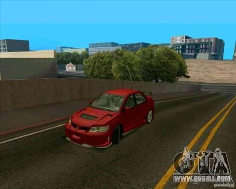 Mitsubishi Lancer Evolution 8 MostWanted for GTA San Andreas