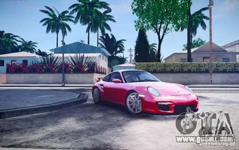 Porsche 977 GT2 for GTA 4