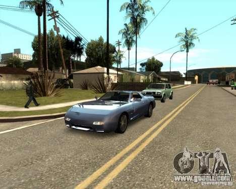 ENBSeries by Sashka911 v3 for GTA San Andreas second screenshot