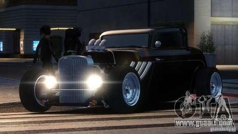 Custom Hot Rod 1933 for GTA 4