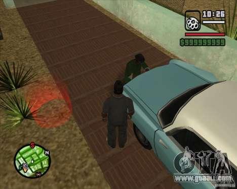 Greetings 2U: GS for GTA San Andreas second screenshot