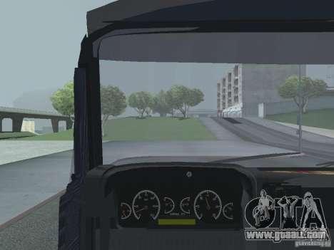 Active dashboard v.3.0 for GTA San Andreas twelth screenshot