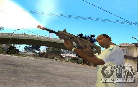 MSBS Radon for GTA San Andreas forth screenshot