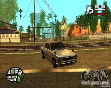 ENBSeries 2012 for GTA San Andreas third screenshot