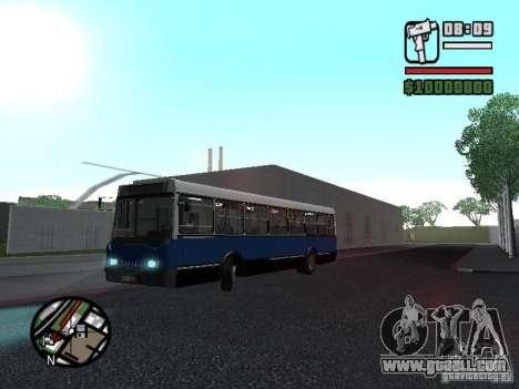 Ikarus 415.02 for GTA San Andreas