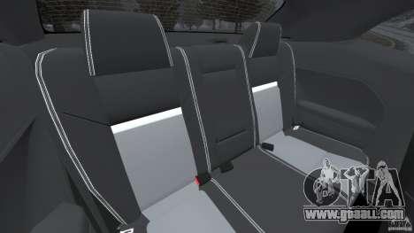 Dodge Challenger SRT8 2009 [EPM] for GTA 4 side view