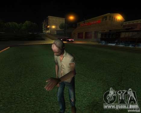 A bustling train station in San Fierro for GTA San Andreas forth screenshot
