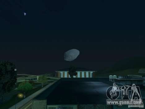 Moon: Phobos for GTA San Andreas