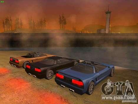 Infernus Revolution for GTA San Andreas