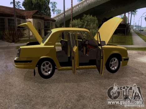GAZ Volga 31107 for GTA San Andreas side view