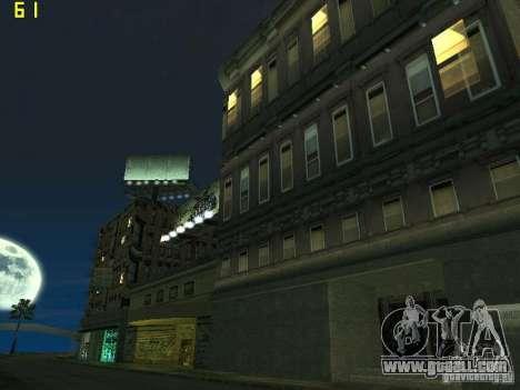 GTA SA IV Los Santos Re-Textured Ciy for GTA San Andreas second screenshot