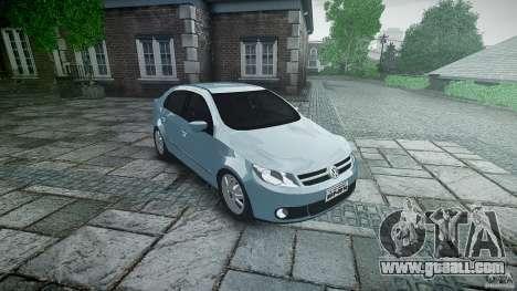 Volkswagen Voyage Comfortline for GTA 4 inner view