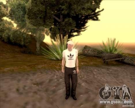 SkinPack for GTA SA for GTA San Andreas eleventh screenshot