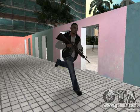Luis Lopez for GTA Vice City second screenshot