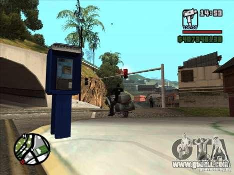 Small trivia for GTA San Andreas sixth screenshot